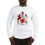 Pitman Family Crest   Long Sleeve T-Shirt