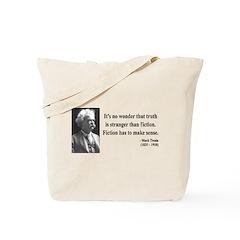 Mark Twain 6 Tote Bag