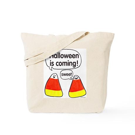 Halloween is coming! Tote Bag