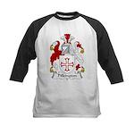 Pilkington Family Crest Kids Baseball Jersey