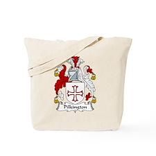 Pilkington Family Crest Tote Bag