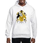 Pilgrim Family Crest Hooded Sweatshirt
