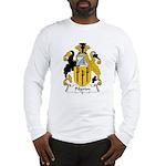 Pilgrim Family Crest Long Sleeve T-Shirt