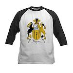 Pilgrim Family Crest Kids Baseball Jersey
