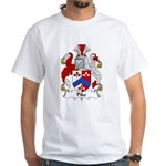 Pike Family Crest White T-Shirt