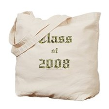2008 Leather-Look 3D Tote Bag