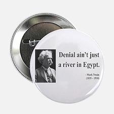"""Mark Twain 7 2.25"""" Button"""