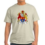 Pierson Family Crest Light T-Shirt