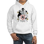 Pierpont Family Crest Hooded Sweatshirt