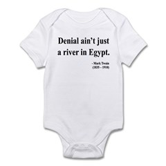 Mark Twain 7 Infant Bodysuit