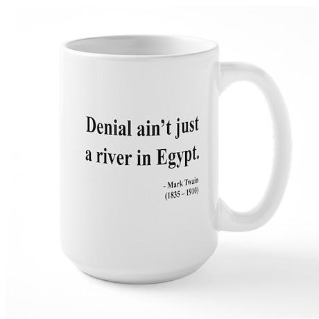 Mark Twain 7 Large Mug
