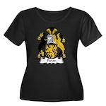 Picton Family Crest Women's Plus Size Scoop Neck D