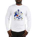 Pickard Family Crest Long Sleeve T-Shirt