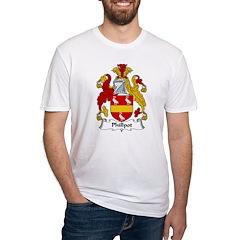 Phillpot Family Crest Shirt