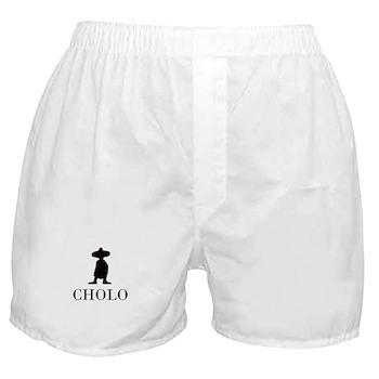 """Cholo"" Boxer Shorts"