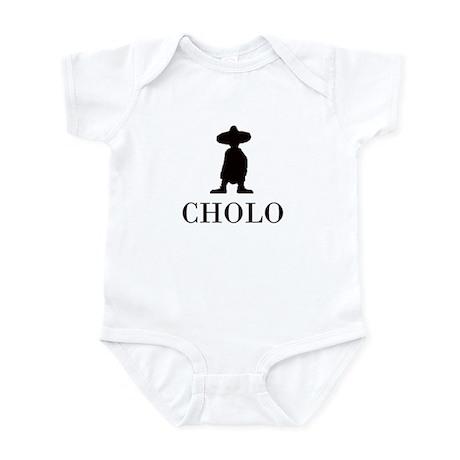 """""""Cholo"""" Infant Bodysuit"""