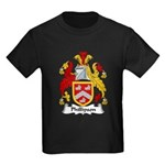 Phillipson Family Crest Kids Dark T-Shirt
