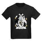Phillips Family Crest Kids Dark T-Shirt