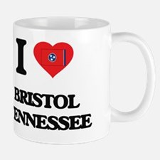 I love Bristol Tennessee Mug