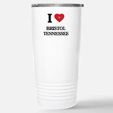 I love Bristol Tennesse Travel Mug
