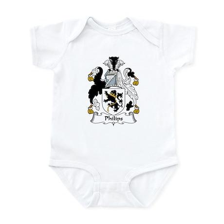 Philips Family Crest Infant Bodysuit