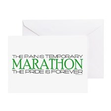 Marathon - Pride is Forever Congratulations Card
