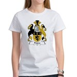 Peters Family Crest Women's T-Shirt