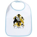 Peters Family Crest Bib