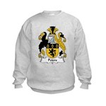Peters Family Crest Kids Sweatshirt
