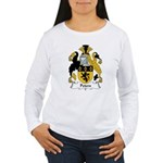 Peters Family Crest Women's Long Sleeve T-Shirt