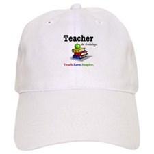 Cute Education Baseball Cap