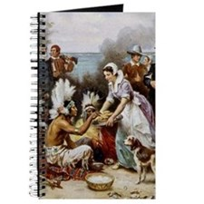 The First Thanksgiving Journal
