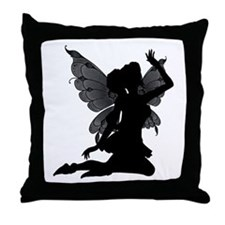 FAERY/BUTTERFLY 1 Throw Pillow