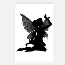FAERY/BUTTERFLY 1 Postcards (Package of 8)