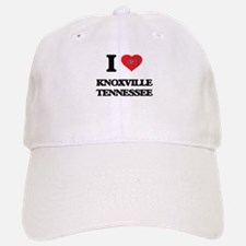 I love Knoxville Tennessee Baseball Baseball Cap