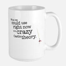 A crazy Castle theory Mugs