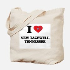 I love New Tazewell Tennessee Tote Bag