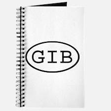 GIB Oval Journal