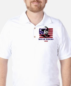 Rough Rider Golf Shirt