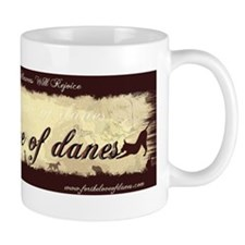 For the Love of Danes Mug