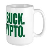 Crypto Large Mugs (15 oz)