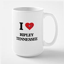 I love Ripley Tennessee Mugs
