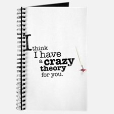 A crazy theory Journal