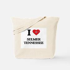I love Selmer Tennessee Tote Bag