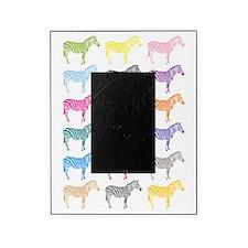 Z for Zebra Picture Frame