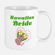 Hawaiian Bride Mug
