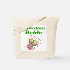 Hawaiian Bride Tote Bag