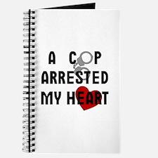 Cop Arrested Journal