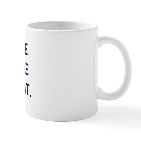 I Used to Care Mug