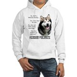 Alaskan malamute Hooded Sweatshirt